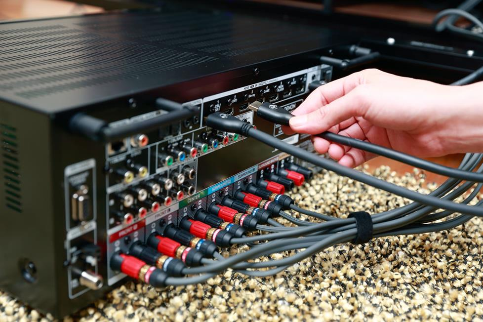 Home Theater Receiver Wiring Diagram Wiring Diagram