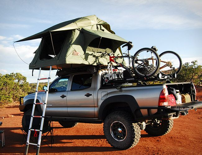 Tepui Roof Top Tents O Gear Patrol