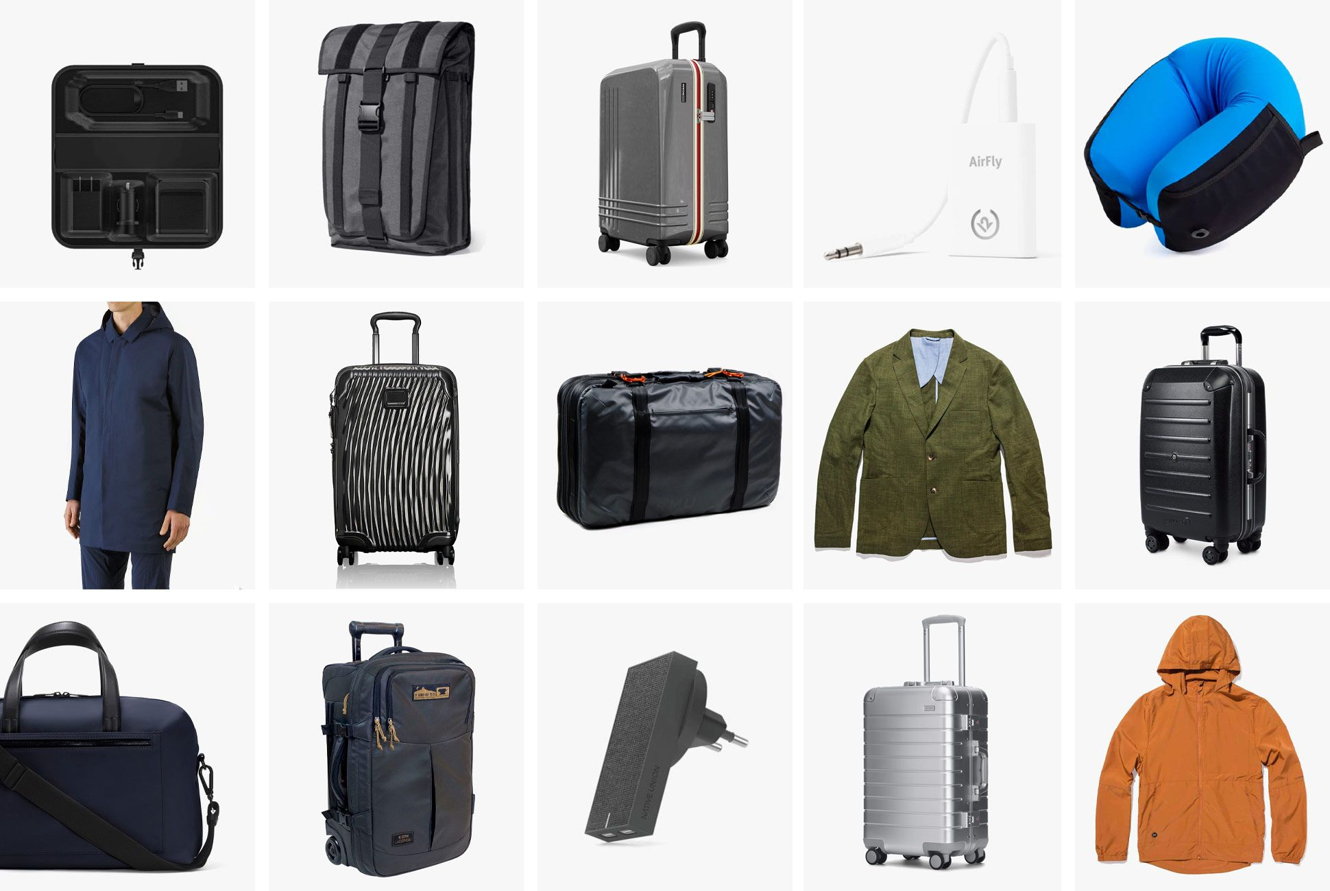 2018 Travel Gear The Top Travel Products Of 2018 Gear Patrol
