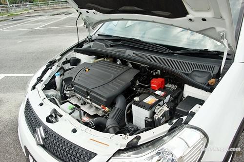 Suzuki SX4 2011.12