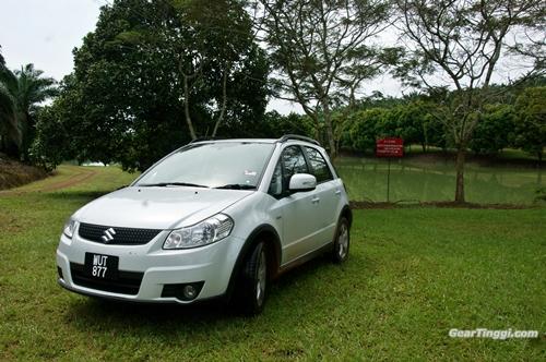 Suzuki SX4 2011.18