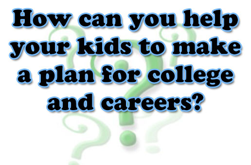 Guiding Your Child to College Success Tips for the HS Parent