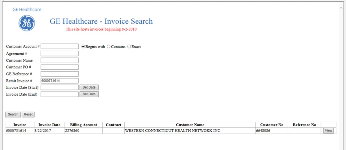 Service Cloud How to pull an invoice/credit note copy from Coakley