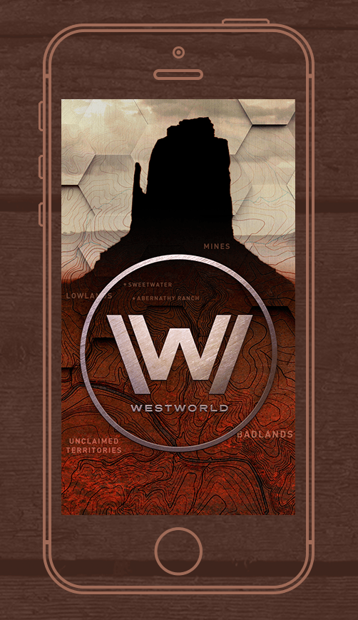 V For Vendetta Quotes Iphone Wallpaper Westworld Wallpapers For Ios Gedblog