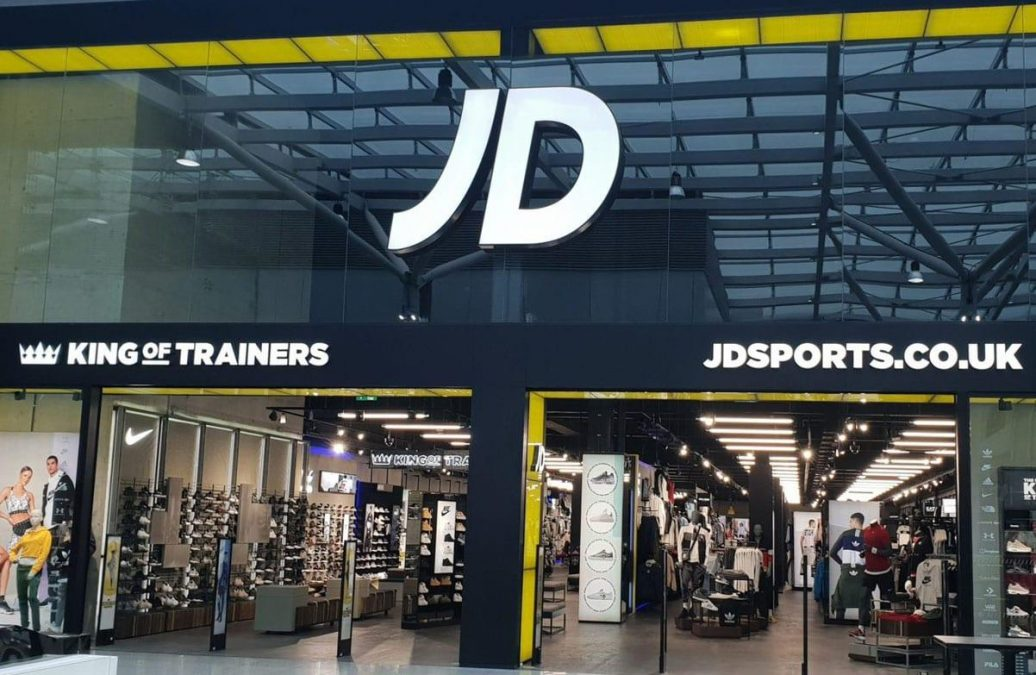 Jd Sports Jd Sports Set To Open New Store At Retail Park In