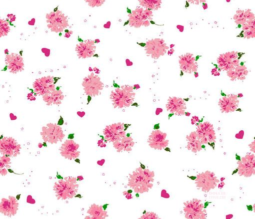 3d Wallpapers Buy Online Pink Floral Background Pattern Tumblr