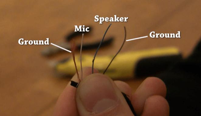 xbox one headset wiring diagram