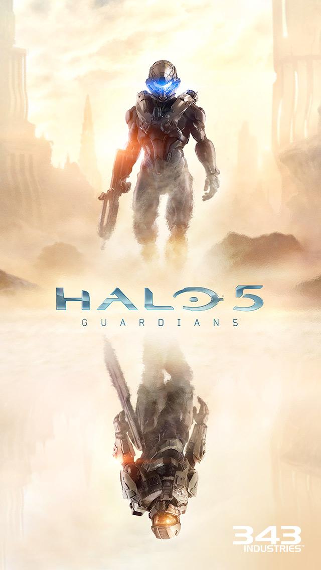 Live Wallpaper Iphone 5 App Halo 5 Guardians Wallpaper Geek Prime
