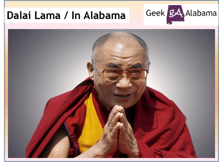 Why The Upcoming Dalai Lama Visit To Alabama Is A Great Thing