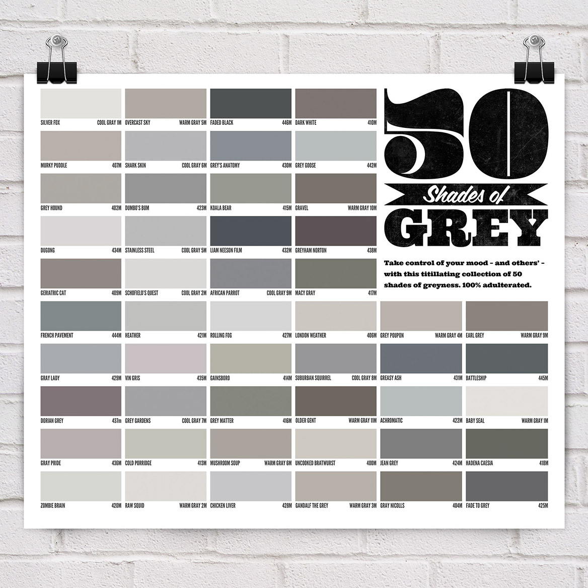 Shads Of Gray 50 Shades Of Grey Poster