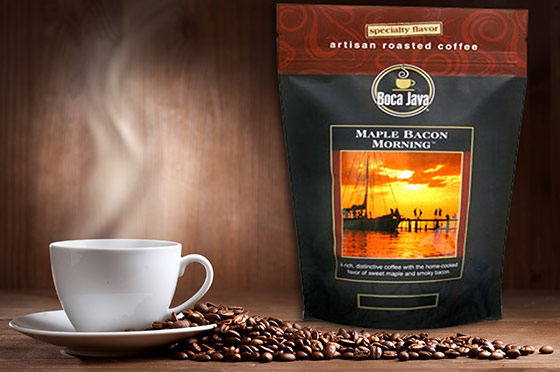 Java Bad Design Boca Java Maple Bacon Morning Coffee