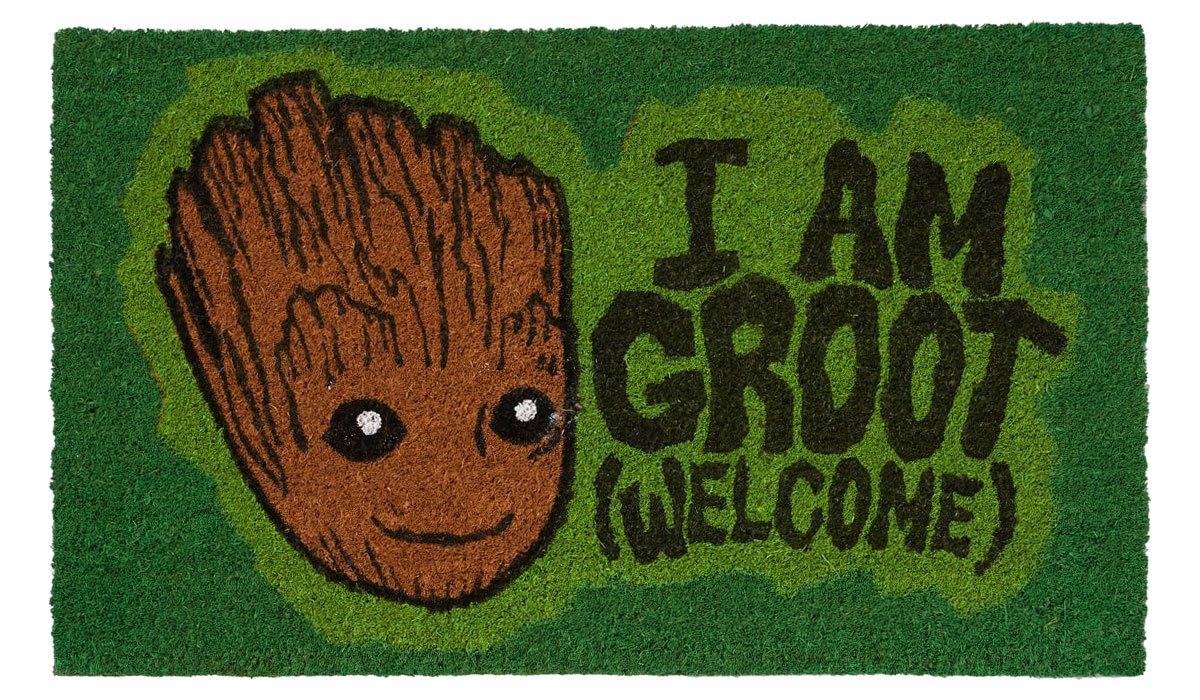 Toy Story Toys Official I Am Groot Welcome Doormat