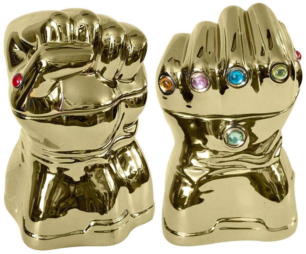 Star Wars Cookie Jars Infinity Gauntlet Cookie Jar