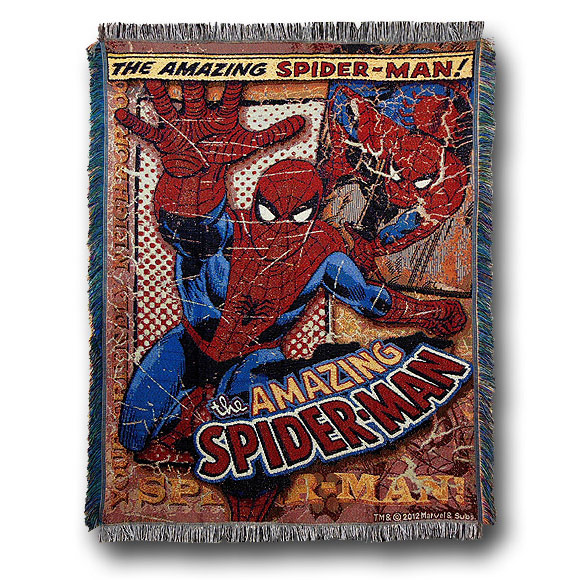 Comic Tapete Spider-man Classic Comic Rug
