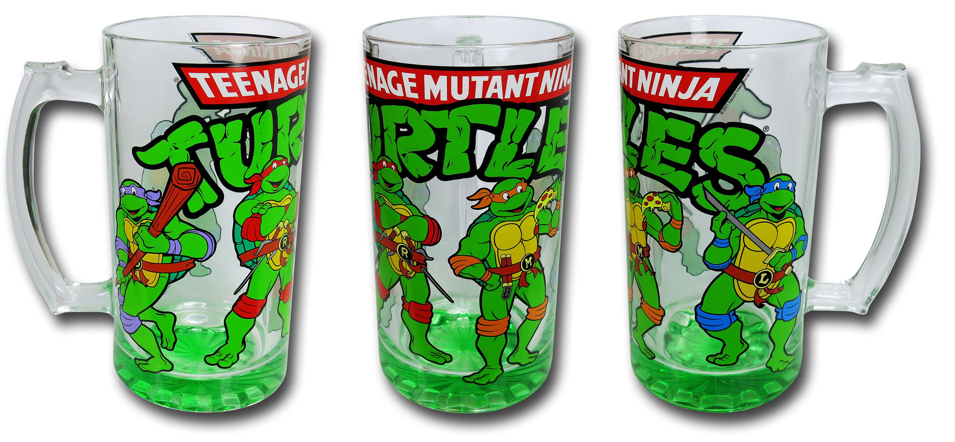 Ninja Mugs Tmnt Oversized Beer Mug