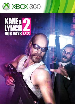 Kane And Lynch 2 Cover