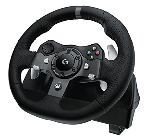 Logitech Driving Force G920 Racing Wheel 2