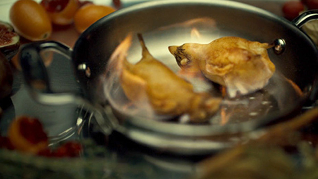 Ortolano Cucina Francese 5 Most Interesting Dishes From Hannibal | Geek And Sundry