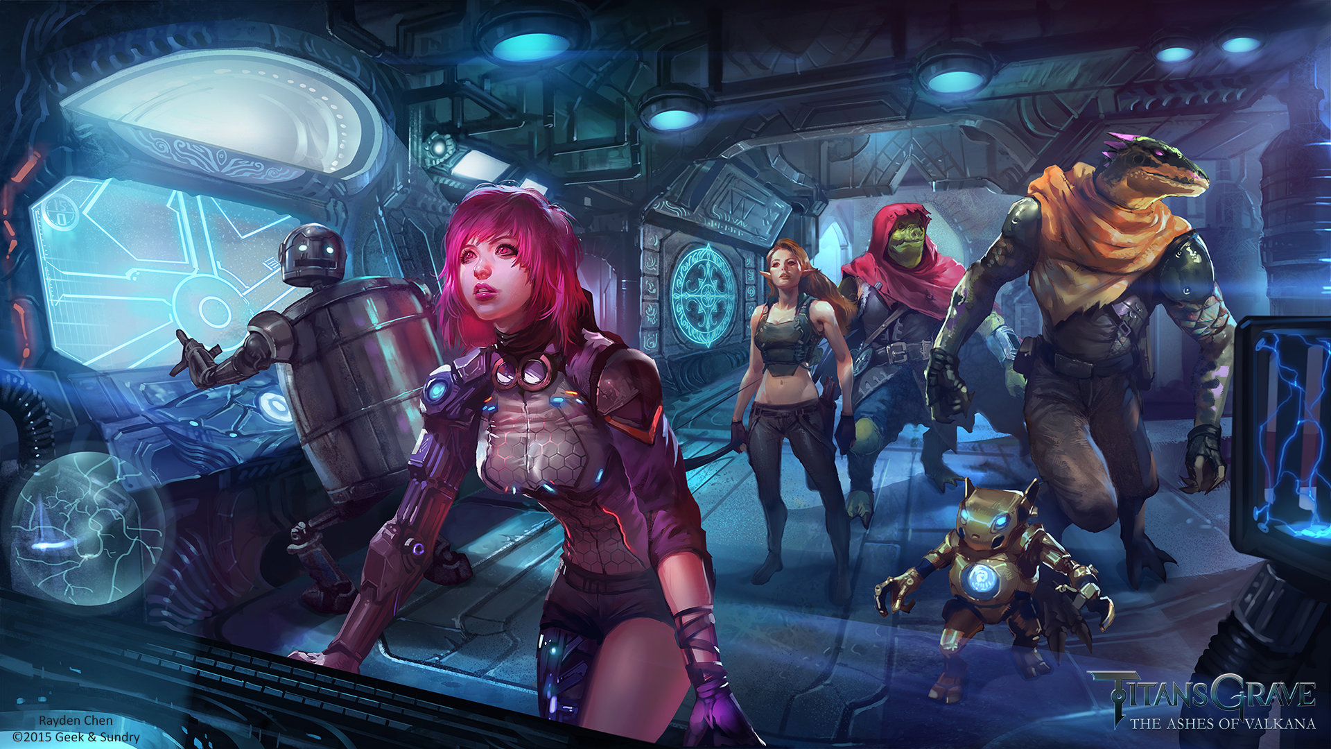 3d Wallpaper Girl And Boy Science Fantasy Rpgs For Techno Wizards And Cyber Orcs