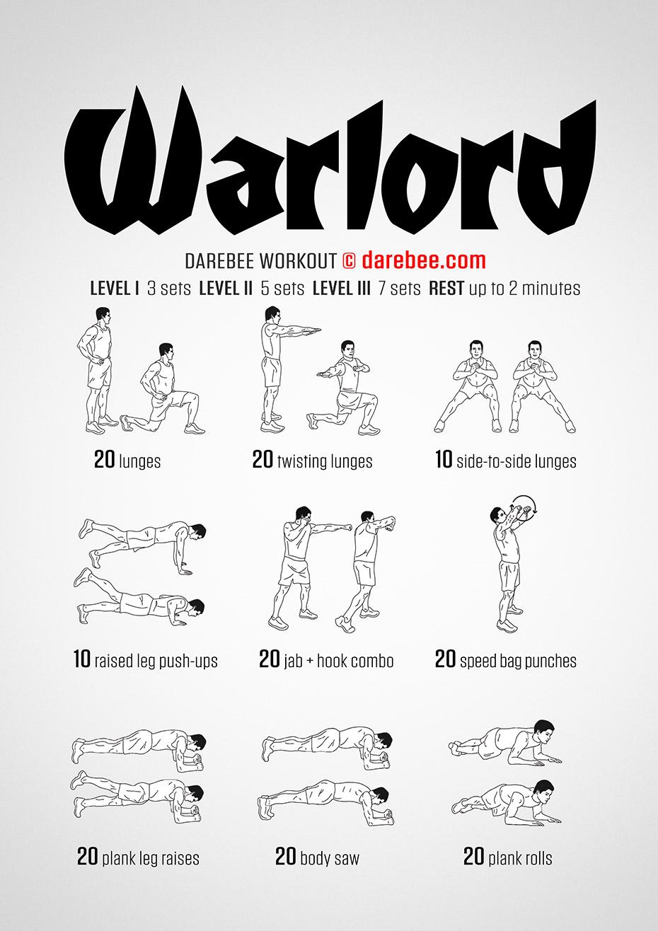 workout plan pdf