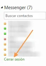 Desde Hotmail