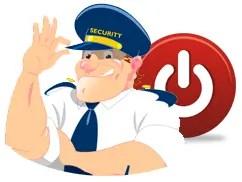 Shutdown Guard