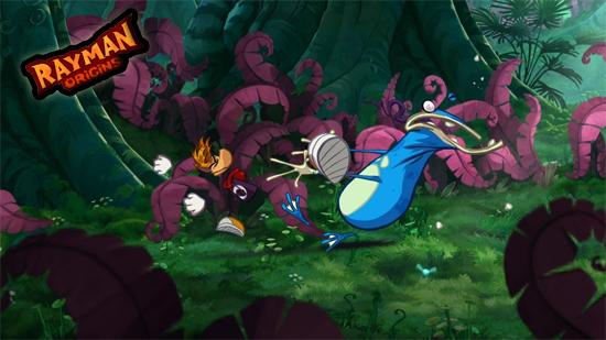 Rayman Origins | [St-Valentin] Une soirée romantique de gaming !