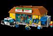[Vidéo] Construction du LEGO Kwik-E-Mart en moins de 3 minutes !