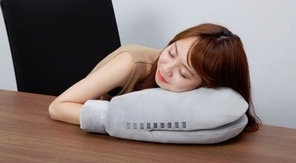Besoin d'une sieste? Prenez ces coussins inspirés de vilains japonais!