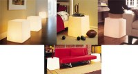 Toto Cube Lamp - Geek Chic