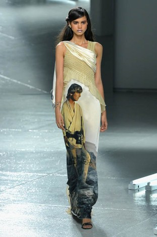 Rodarte - Runway - Mercedes-Benz Fashion Week Fall 2014