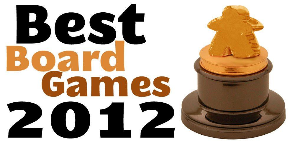 Best Board Games 2012