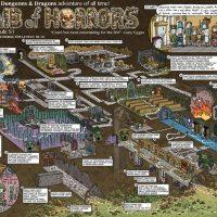 Classic D&D Walkthrough Maps on Sale