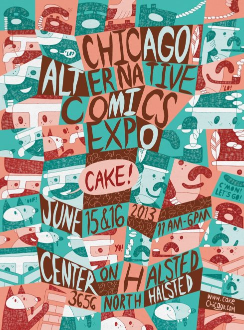 Chicago Alternative Comics Expo