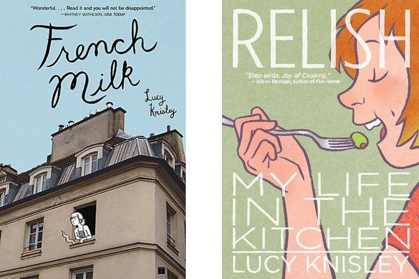 French Milk and Relish by Lucy Knisley