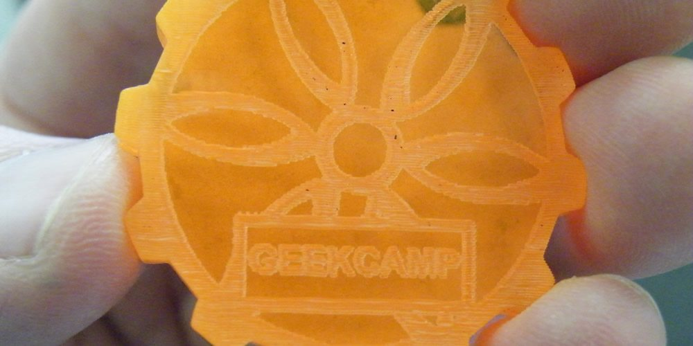 Geek Camp Logo