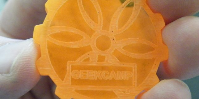 Geek Camp Logo