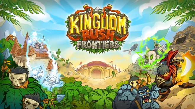 Kindeom Rush Frontiers Teaser Image
