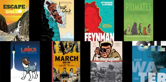 Serious Comics - History