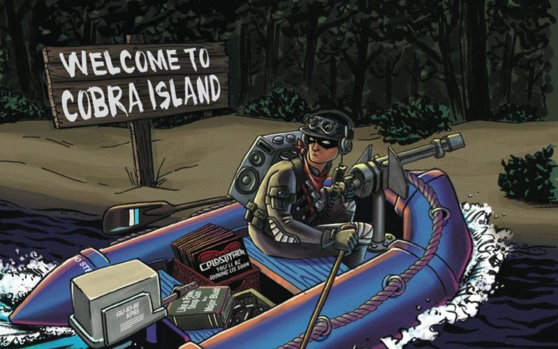 welcome to cobra island