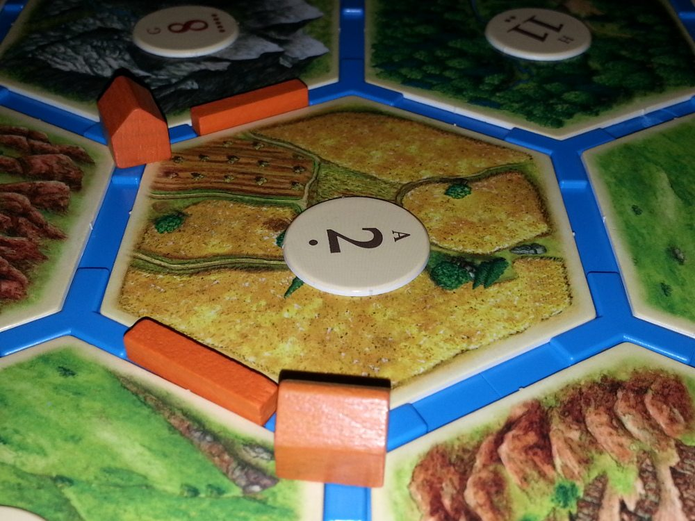 Catan Board. Photo by Anton Olsen