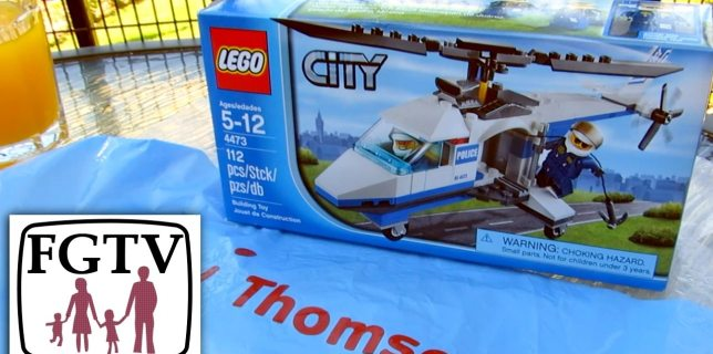 LEGO Helicopter (4473)