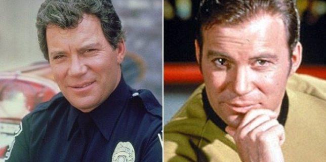 T.J. Hooker vs. Captin Kirk