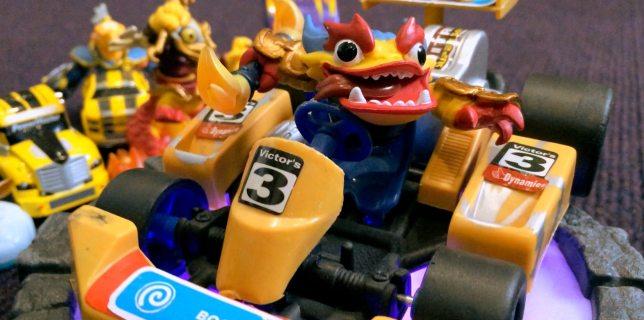 Skylanders 4 - Skylanders Karting?