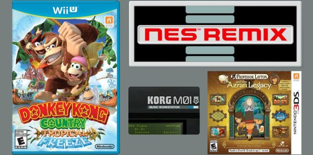 Mysteries, Monkeys, Music and More: A Nintendo Review Round-up