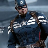 Enlist for Duty With This Captain America: the Winter Soldier Figure