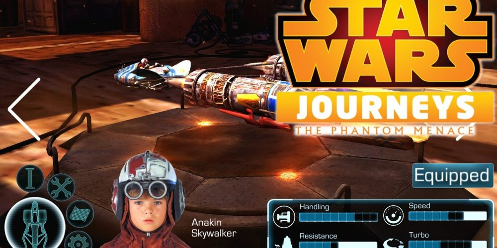Star Wars Journeys Episode I