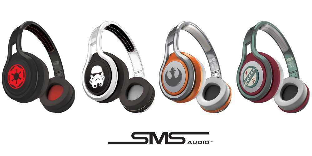 sms star wars headphones