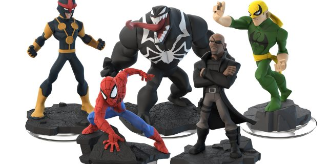 Hands-On With <cite>Disney Infinity Spider-Man</cite> Play Set