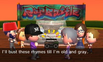 tomodachi rap battle